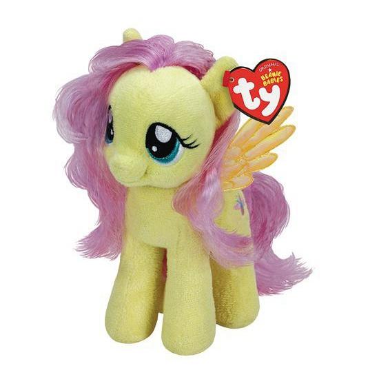 e4b8ff16e93 My Little Pony knuffel Flutters 15 cm voor maar € 10.95 bij Viavoordeel